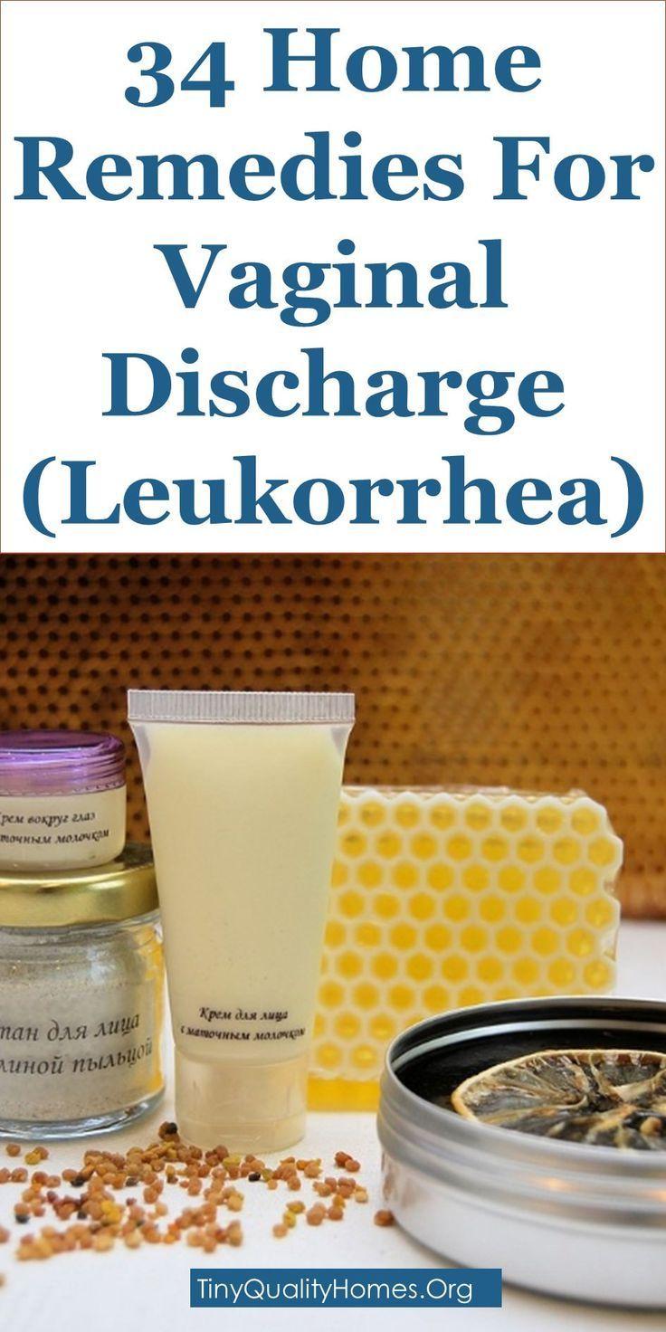 Vaginal discharge leukorrhea