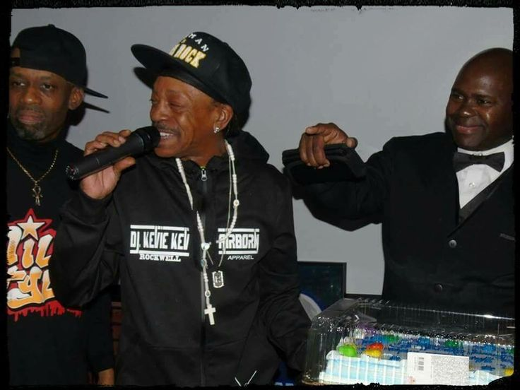 Eric Jay,Kevie Kev Rockwell and Grand Wizard Theodore