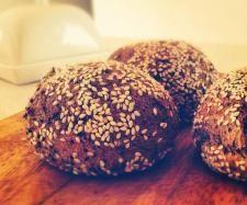 Recipe Super Soft Paleo Grain-free Seed Bread Rolls by Julify - Recipe of category Breads & rolls
