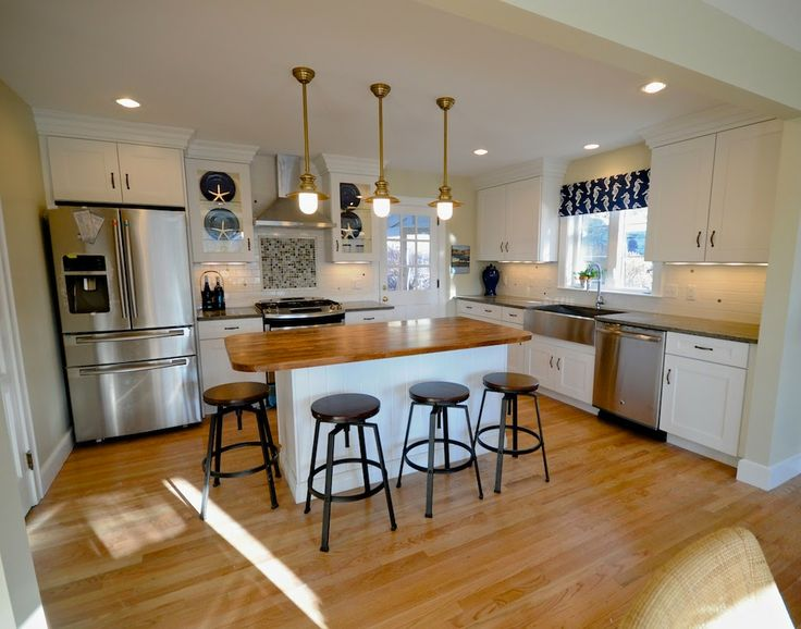 Up Walls On Pinterest Cape Cod Kitchen Small Kitchens And Cabinets
