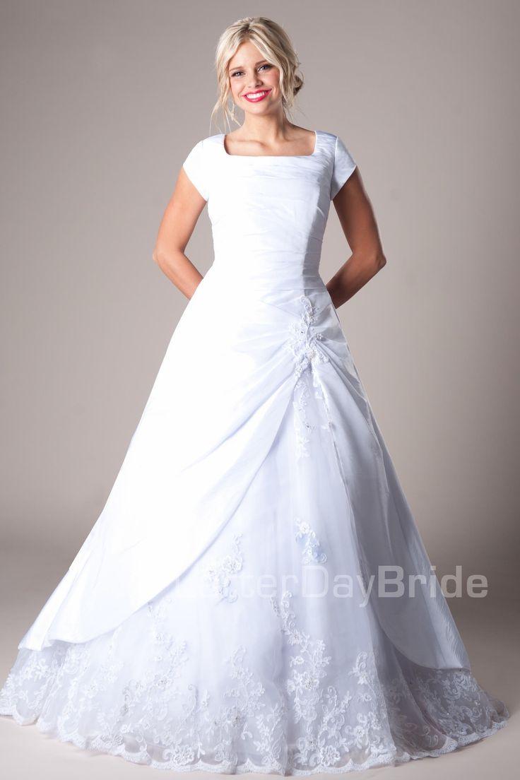 Kaori Modest Wedding Dress Latter Day Bride & Prom Gateway Bridal