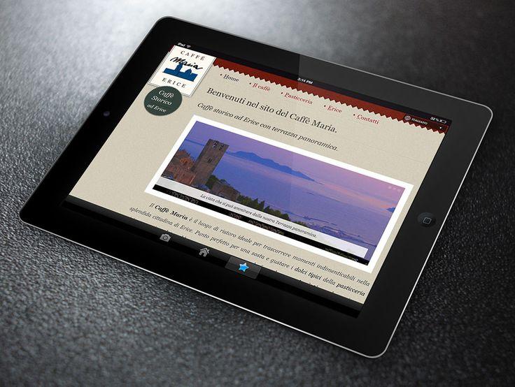 Vista sul tablet