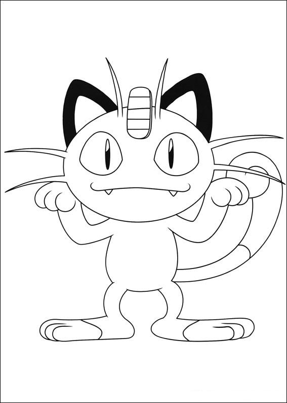 217 Page Coloring Book Featuring Pokemon Paw Patrol Moena And
