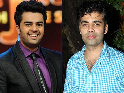 I am sure Karan Johar will offer me the film, says Manish Paul!