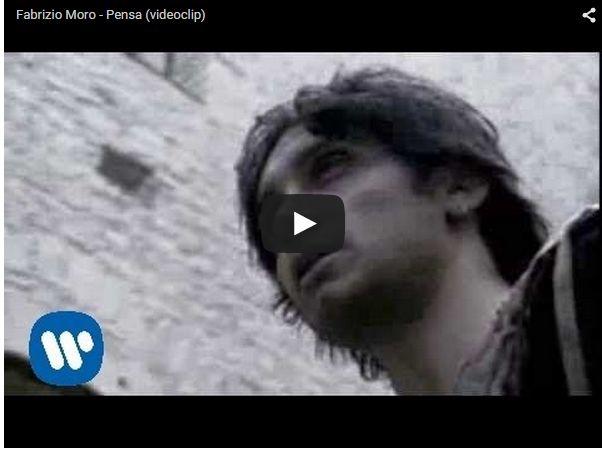 DAB Multivideo: Pensa - Fabrizio Moro ( video più testo)