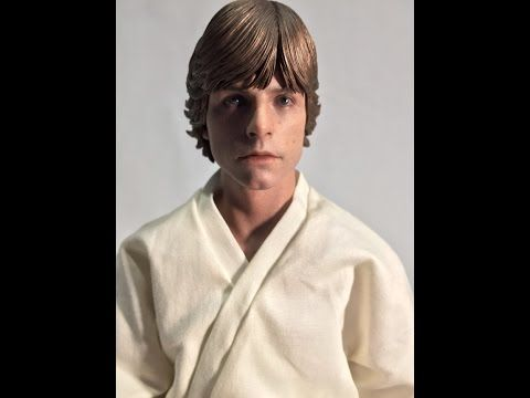 Electrified Porcupine - Toys, Collectibles, Action Figures, Music, WWE, and More!: Star Wars:  Luke Skywalker Sixth Scale Figure by H...