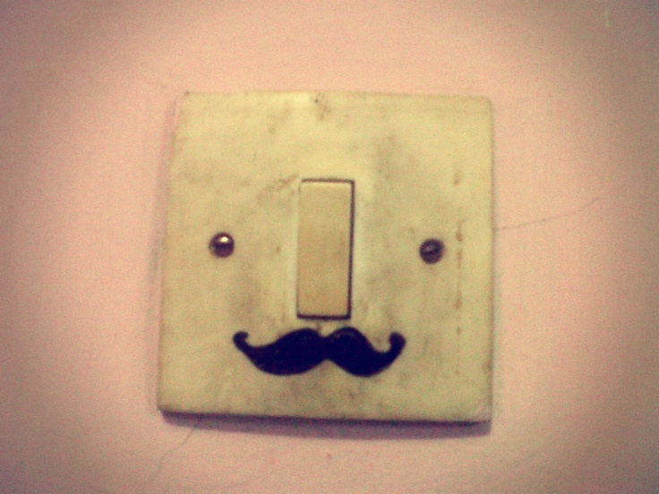 Mr. Mustachio the avatar