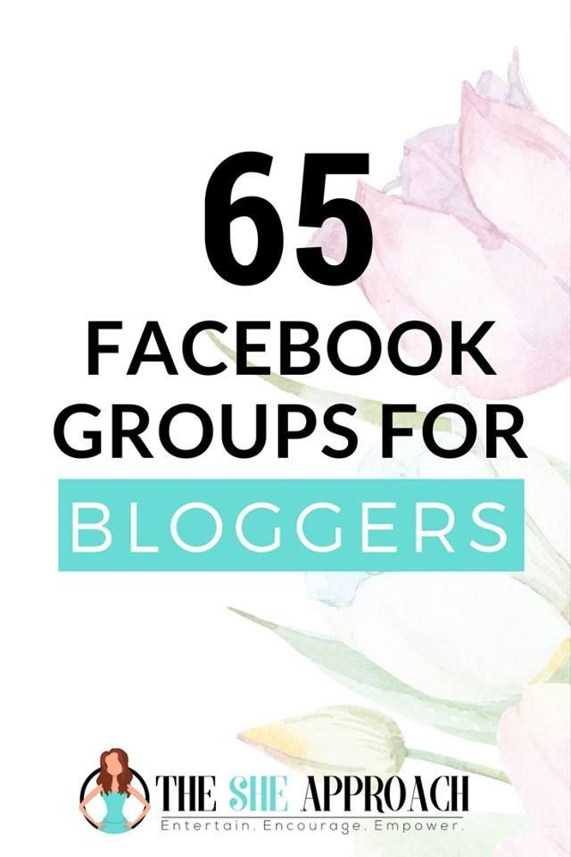 If you're convinced about the power of the blogging community and you want to connect with others in your field, then I invite you to download my full (but free) list of 65 Facebook groups that you need to know about as a blogger or online biz owner. #socialmediatips #facebookgroups