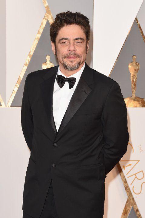 Benicio Del Toro. (Benicio Monserrate Rafael Del Toro, 19-2-1967, San Germán).