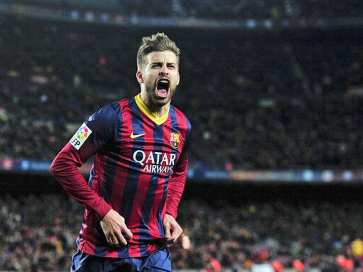 Piqué verlängert bei Barça bis 2019 - Spanien - News - kicker online