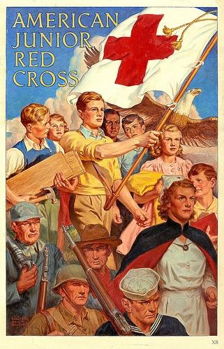 American Junior Red Cross, 1943