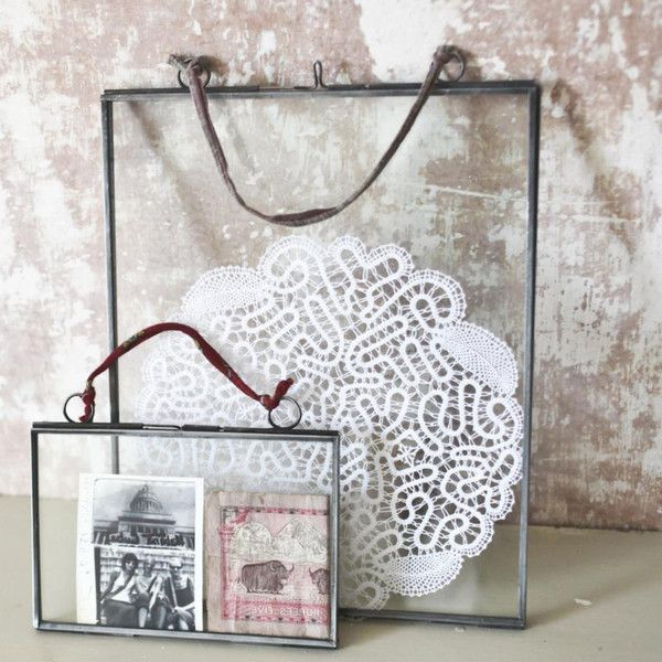 X  Glass Picture Frames