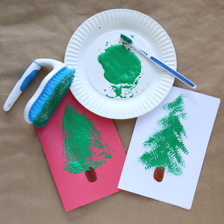Get the kids involved with creating your family christmas