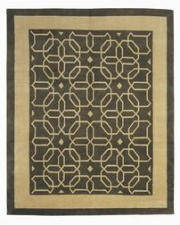 Craftsman Style Rug. GuildCraft Wykehamist   Harvest. Another  Modern/classic Design With Green And Tan. Craftsman Honeycomb Sandstone,  Tiger