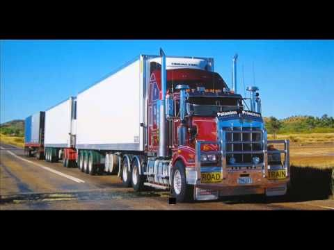 Australian Trucking Song - Truck Driver Lament - Hawking Brothers