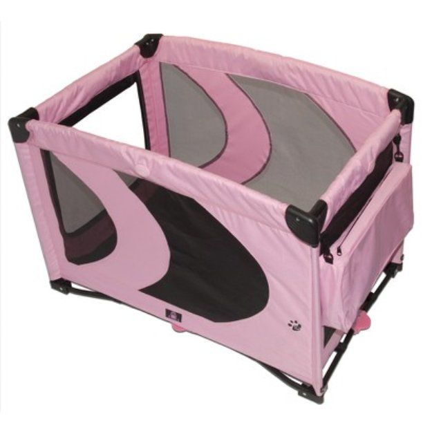Pet Gear Portable Pet Kennel - Pink Ice (Medium)
