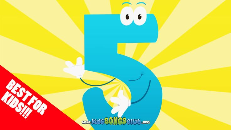 1, 2, 3, 4... what comes next? The number FIVE! Learn more here: https://youtu.be/pBehW8Ezyzs Don't forget to LIKE and SHARE the video! Subscribe to our Youtube Channel too to stay updated on fun, cute, and catchy videos! :) #nurseryrhyme #Music #kidssongs #happymusic #happytunes #children #childrensongs #rhymesforkids #funmusic #fun #kidslearn