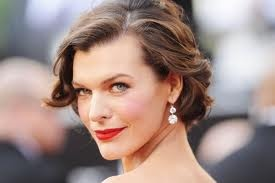 Milla Jovovich, born in Kiev, Ukrainian SSR, former Soviet Union. Became a famous American model, actress, musician, and fashion designer.