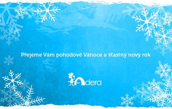 Přejeme všem Krásné a pohodové Vánoce a těšíme se se v dalším roce. At je pro všechny úspěšný a štastný :o)