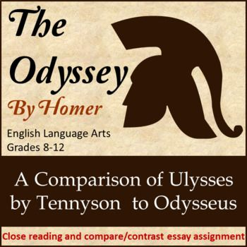 ulysses monologue