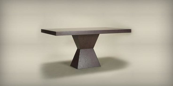 A pyramid table for office by Robert Langford. #OfficeFurnitureLondon#DesignerFurnitureLondon