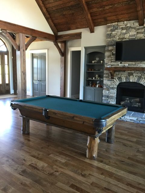 33 Best Olhausen Pool Table Installs Images On Pinterest