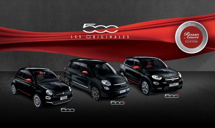 Offre « Rosso Amore Edizione » : En août, Fiat fait monter la température. https://www.drivek.fr/offre-rosso-amore-edizione-aout-fiat-monter-temperature/