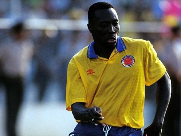 Freddy Rincón: jugador nacido en Buenaventura (Valle del Cauca). Histórico jugador de la selección Colombia.