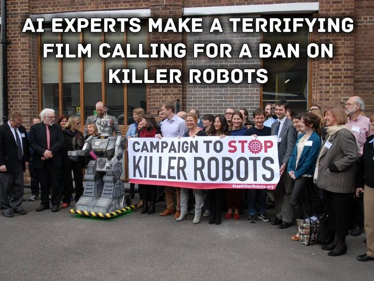 """#tech #technology #news #breakingnewshttps://goo.gl/4dxvnM -------------------------------------------------------------------------------- """"TheFuture of Life Institutean AI watchdog organization supported by the likes of Elon Musk and Stephen Hawking has released quite a terrifying short film to warn about the dangers of technology gone awry. The short film Slaughterbots imagines a dystopian near-future not unlike that in the popular Netflix show Black Mirror. In the film a CEO of a smart…"""