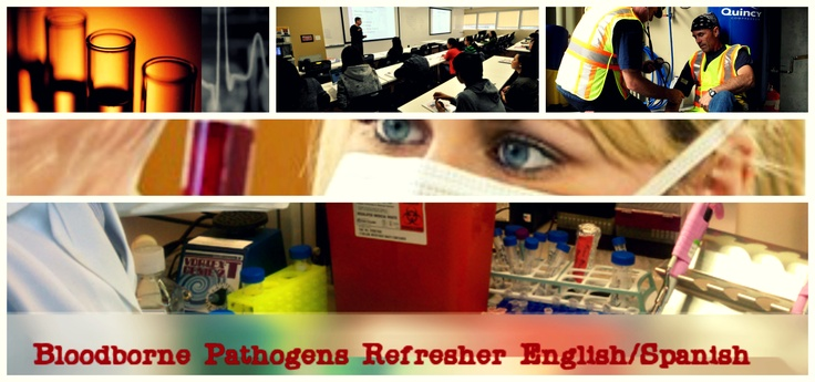 """PCS's refresher training products on """"Bloodborne Pathogens"""" give employees the information they need to refresh their knowledge of OSHA's Bloodborne Pathogens regulation... as cost effectively as possible.    For more information on this product call us (866) 413-4103 or visit our website at http://pcs-consultants.com/index.php. We are still offering discounts to new clients. Hurry and call us!"""