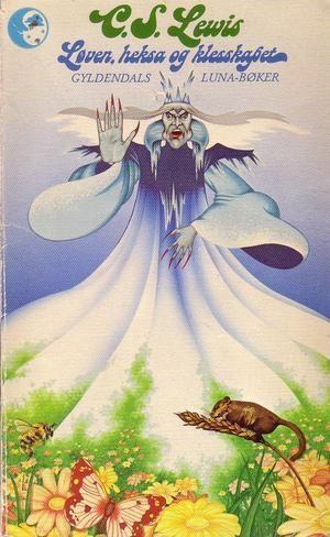 """""""Løven, heksa og klesskapet"""" av Clive Staple Lewis"""