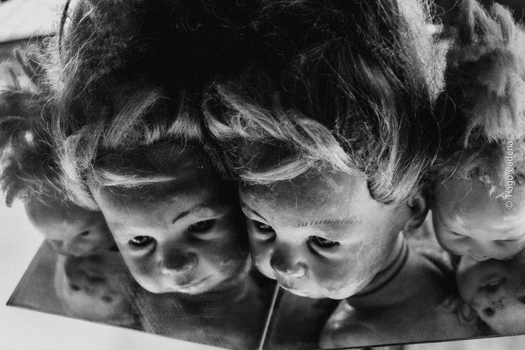 Bonecas e reflexos