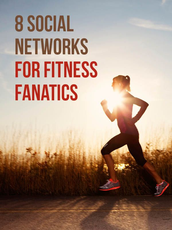 Stay motivated and connect with fellow exercise-lovers with these great networks.