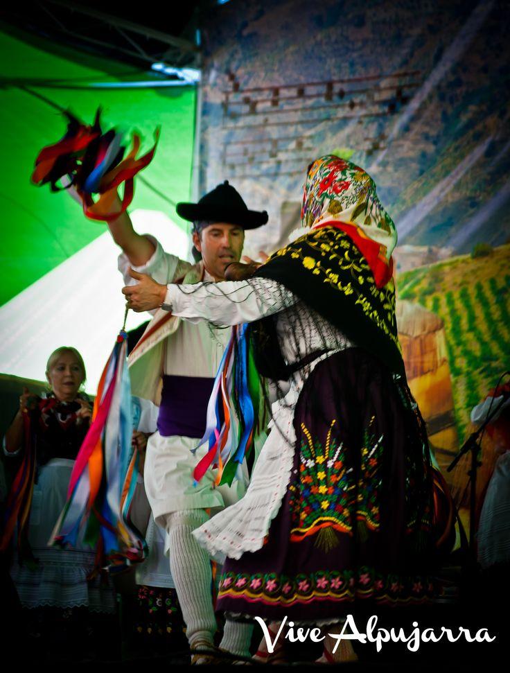 Bailes tradicionales de La Alpujarra. Vive Alpujarra