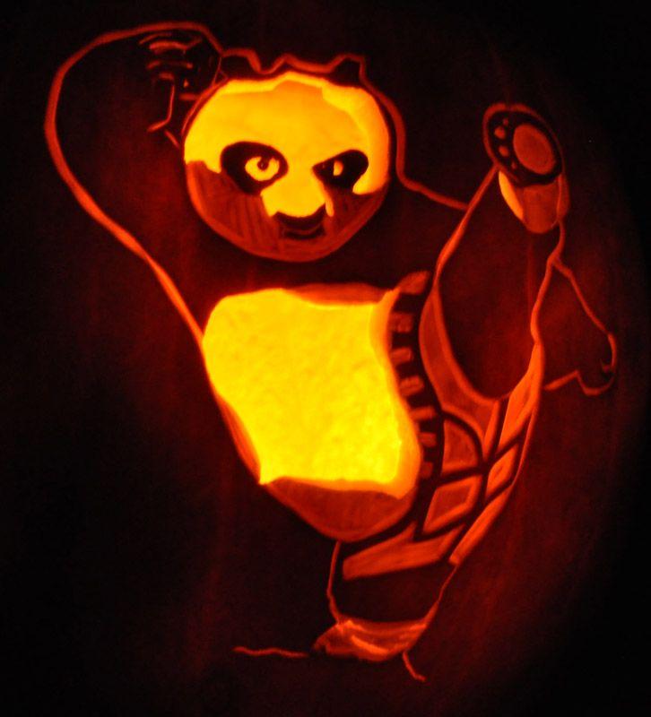 kung fu panda - Kung Fu Panda Halloween