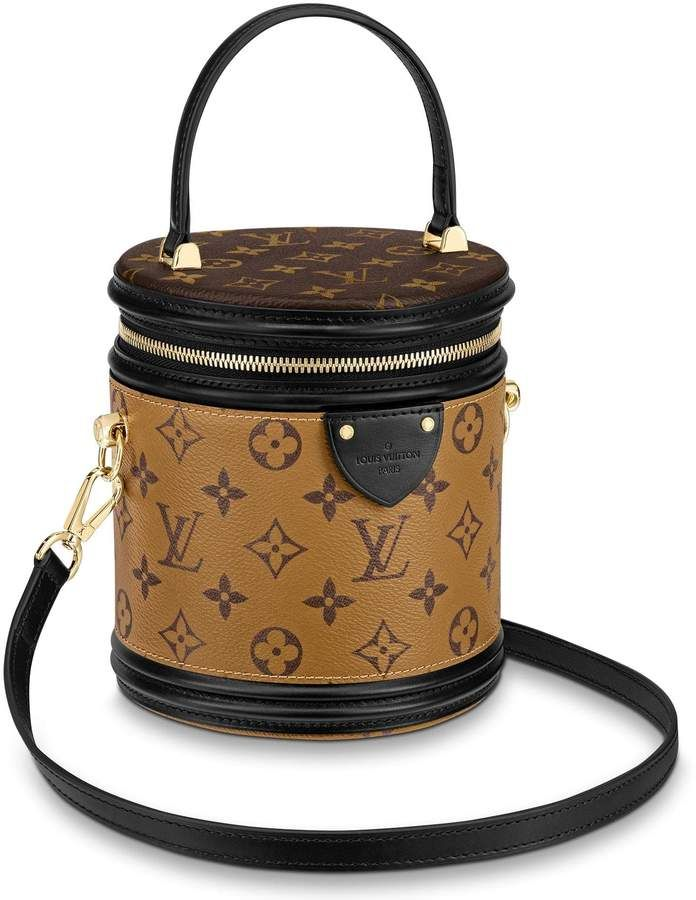 8d7412c8d Louis Vuitton Beauty Case Cannes Reverse Monogram Brown in 2019 ...