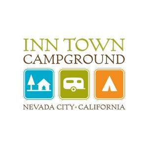 Inn Town Campground, a campground in the heart of downtown Nevada City with tent sites, RV hook ups and glamping tents.