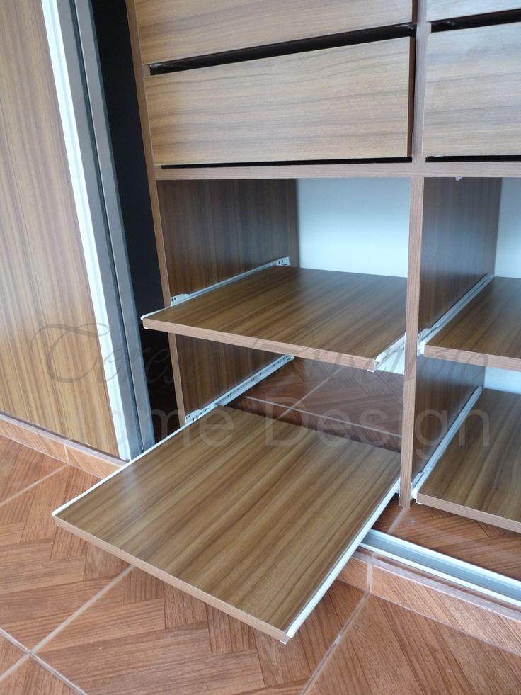 M s de 1000 ideas sobre closet de melamina en pinterest - Puertas de melamina ...