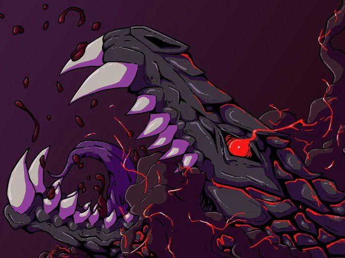 Ebony Odogaron Monster Hunter Series Monster Hunter Art Monster Hunter World