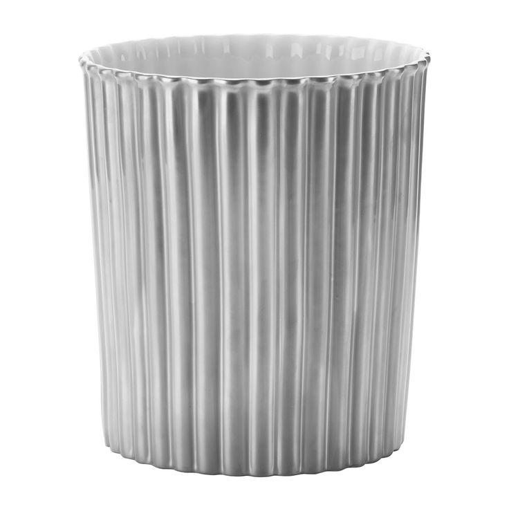 34 best bathroom bins images on pinterest bathroom bin for Grey bathroom bin