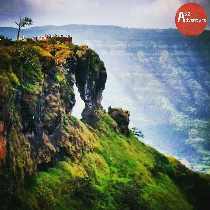 Elephant Head Point Mahabaleshwar... #Mountains #Pune #Mahabaleshwar #Maharashtra #Valley #SerenicView #NaturesCreation #AwesomeWeather #WeekendGetAway #Mapro #MaproProducts #Adventure #AdventureDiaries #AdventureGoals #Wanderer #Wanderlust #Explorer #Traveller #TravelDiaries #Travelographer #Travelgoals #BeAExplorer #Amazing #JoinA2Z #TravelWithA2Z #A2Zadventure #IncredibleIndia