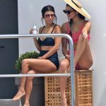 Kendall Jenner in Bikini in Cannes