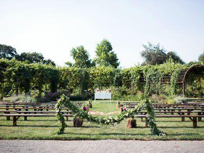Weddings at The Oregon Garden