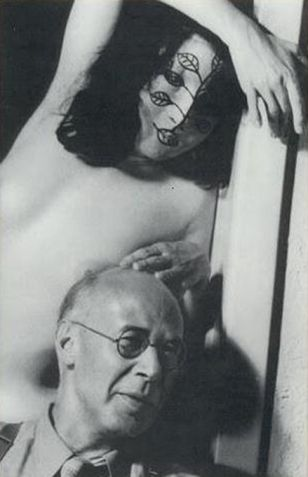 Anais Nin e Henry Miller