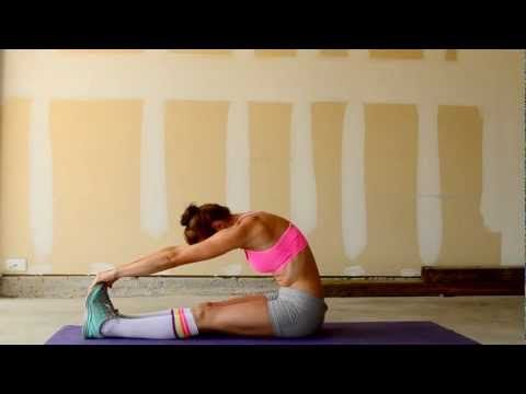 Total Body Stretch - Flexibility Exercises for the Entire Body...I love this 10 minute video after a workout