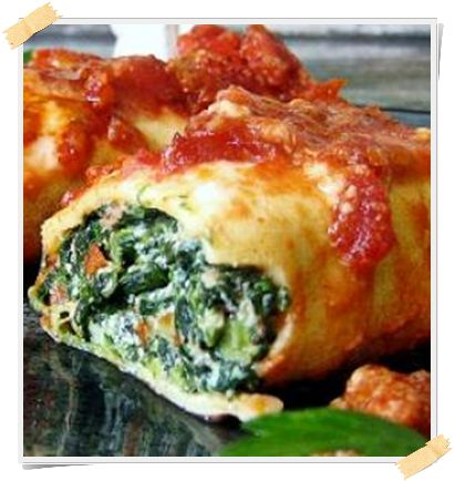 Ricetta dei cannelloni (crociera, PV) - http://www.lamiadietadukan.com/ricetta-dukan-cannelloni/  #dukan #dietadukan #ricette