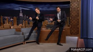 Let's dance!! Benedict and Jimmy - celebrating baby #2