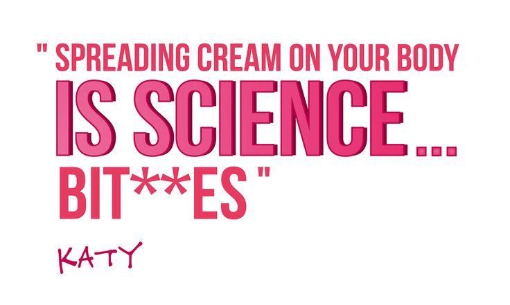 Spreading cream is science.. SUMMER IS COMING!  #summeriscoming #summer #sun #suncare #sunprotection #love #lovea #katyjohnson  https://vimeo.com/95952700