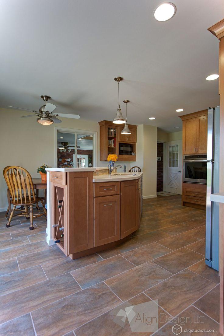 Dayton Maple Caramel Mission Kitchen Cabinets From Maple Kitchen Cabinets