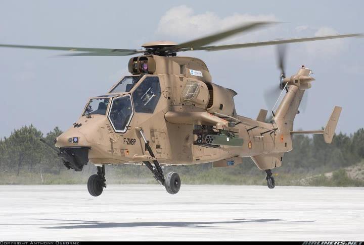 TIGRE DEL E.T., SPANISH ARMY FORCE